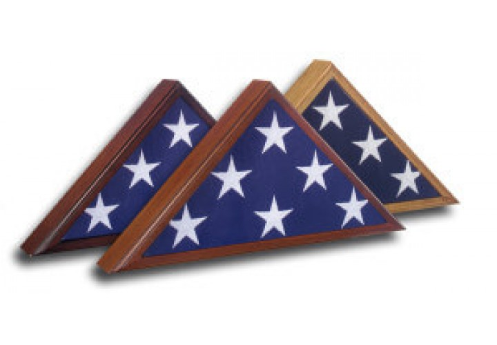 Veterans Flag Cases